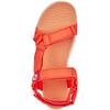 Jack Wolfskin Seven Seas 2 Sandali Donna arancione